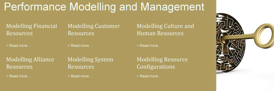 Performance modelling, management and improvement